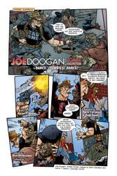 JOE DOOGAN: Zombie Hunter Page 1