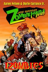 Joe Doogan: Zombie Hunter Mock Cover