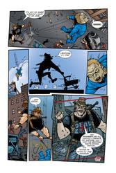 JOE DOOGAN: Zombie Hunter Page 5 - Last