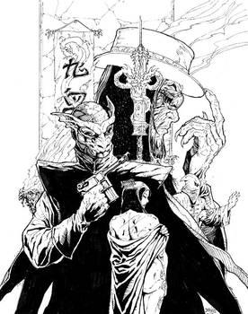 Mask of the Gargoyle cover