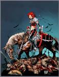Bloodrayne: Deathstaker Colors