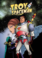 Troy Spaceman by Darry