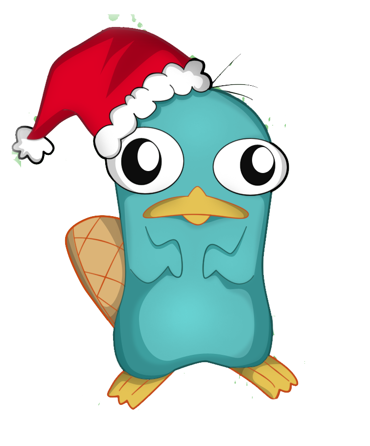 Perry el ornitorrinco png by StrawberryTutoriales on DeviantArt
