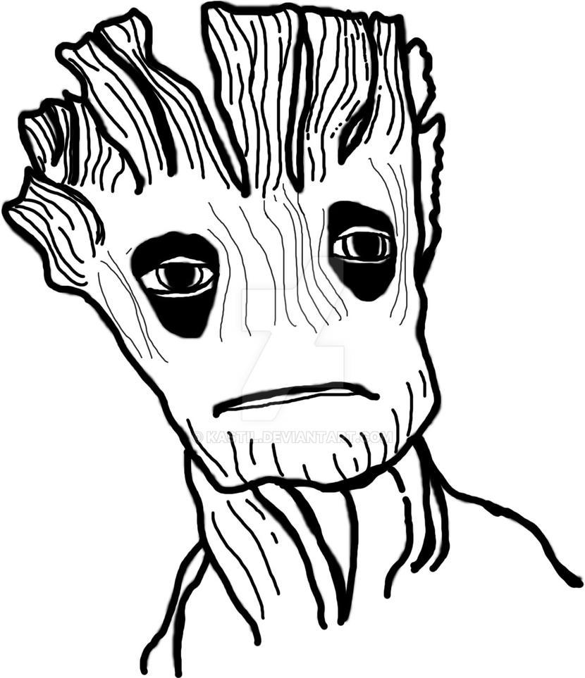 Groot by Kastil