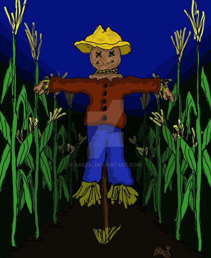 Scarecrow by Kastil