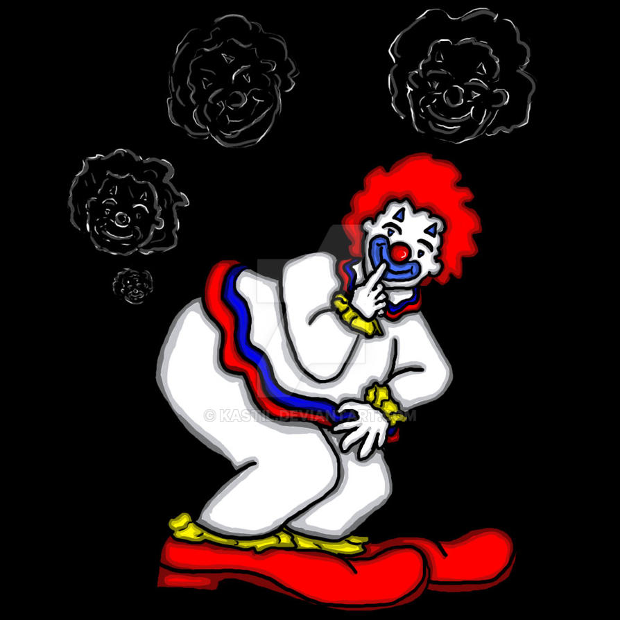 Someone Cloned My Clown by Kastil