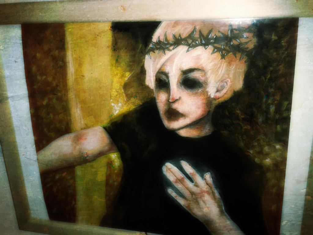 martyr by Lumini-sama