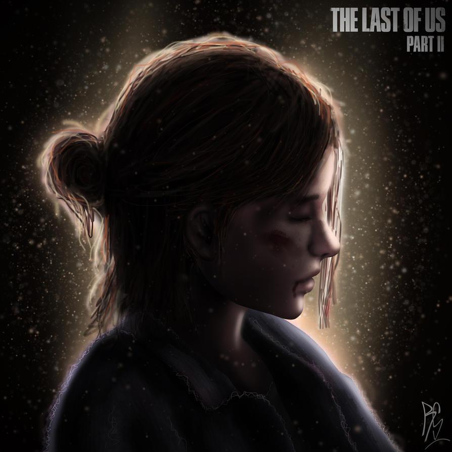 Ellie - The Last of Us Part II by RobbSimon