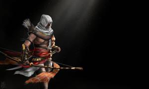 Assassin's Creed Origins Bayek by RobbSimon