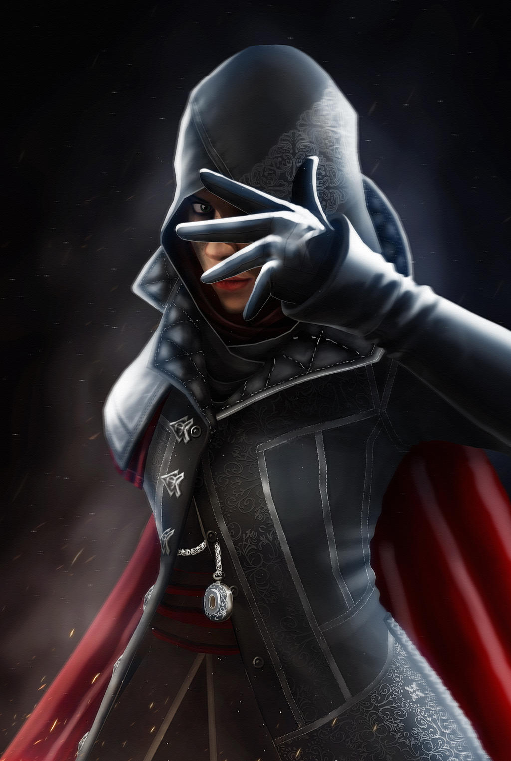 Assassin S Creed Syndicate Evie Frye By Robbsimon On Deviantart