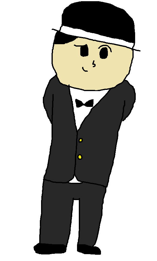 Posh Guy by NoidAvoid123