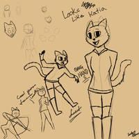 Style sketch 1 by ASomberFox