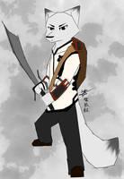 Yin Hu Yi (Somber Foxus) by ASomberFox