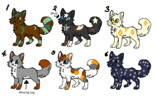 Adopts: Open!