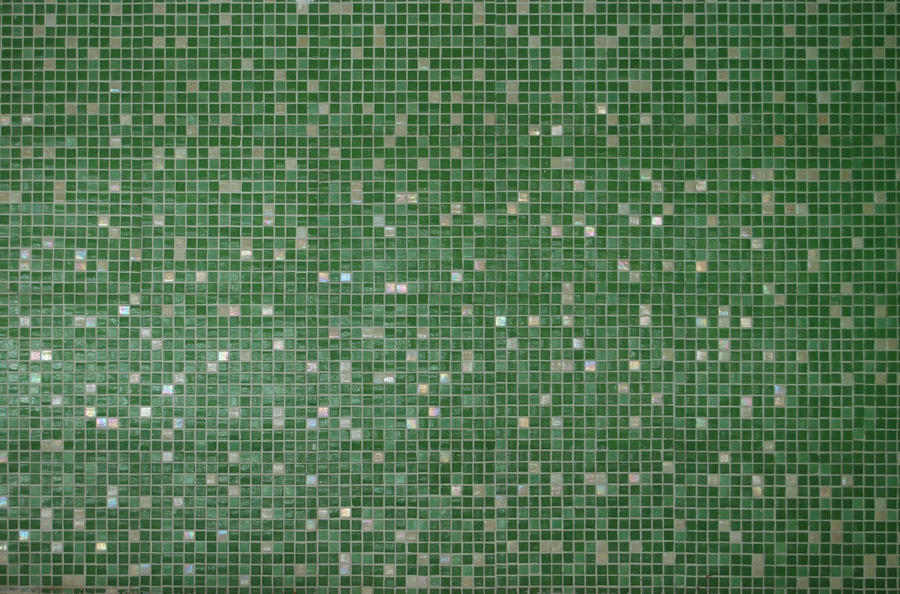Green tile small by Ashley3d