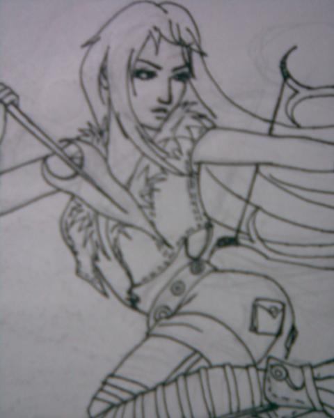 archer by idielastyr