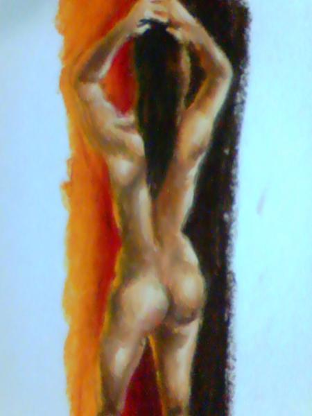 nudity by idielastyr