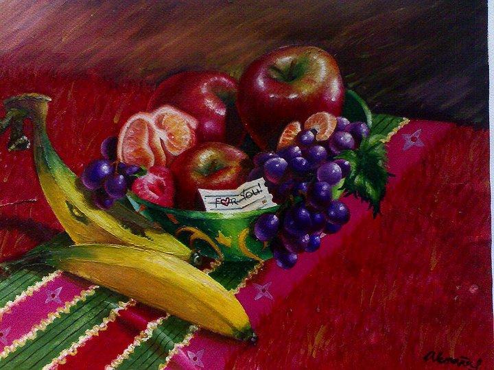 fruits.. by idielastyr
