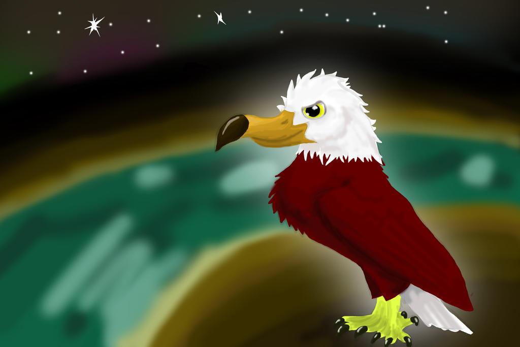 Eagle by Steampunk-Lark