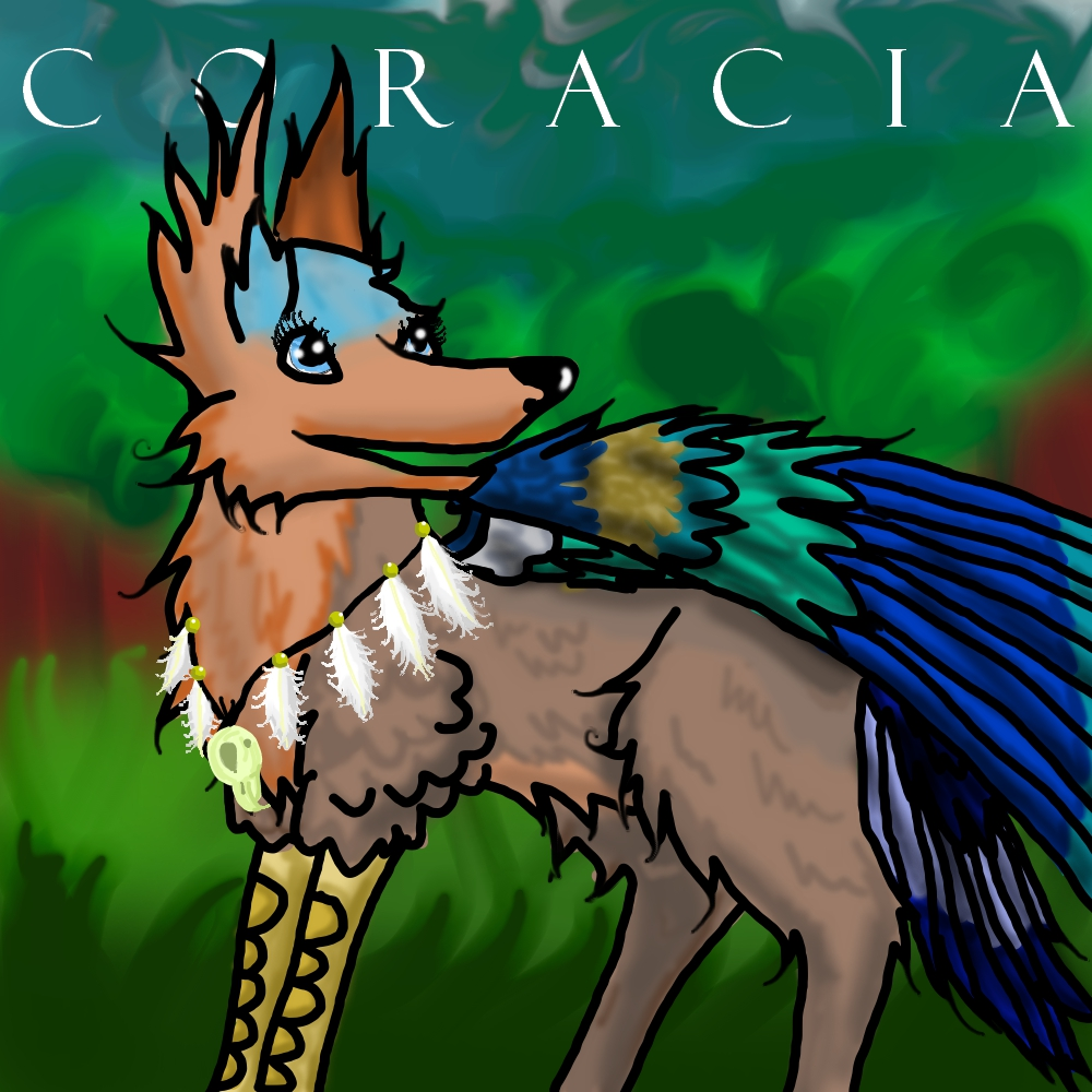 Coracia by Steampunk-Lark