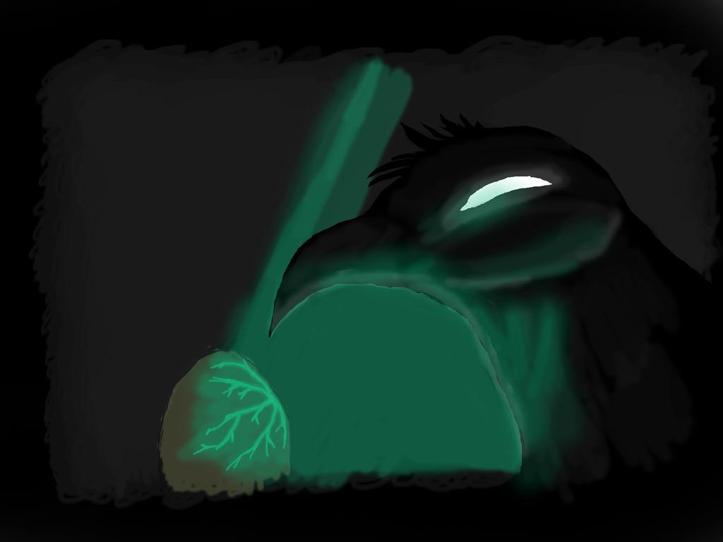 Shadow Bird by Steampunk-Lark