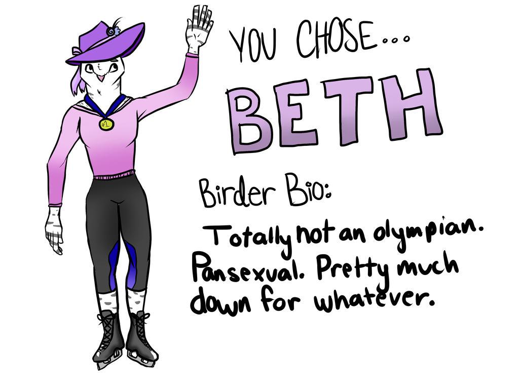 Beth by Steampunk-Lark