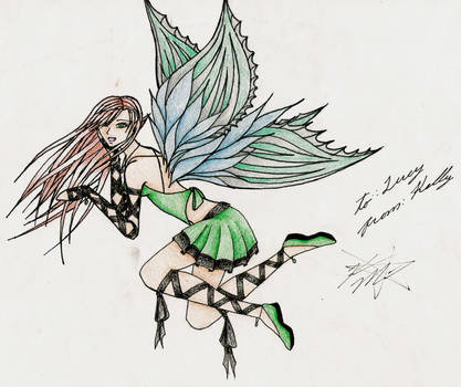 Lucy's Fairy