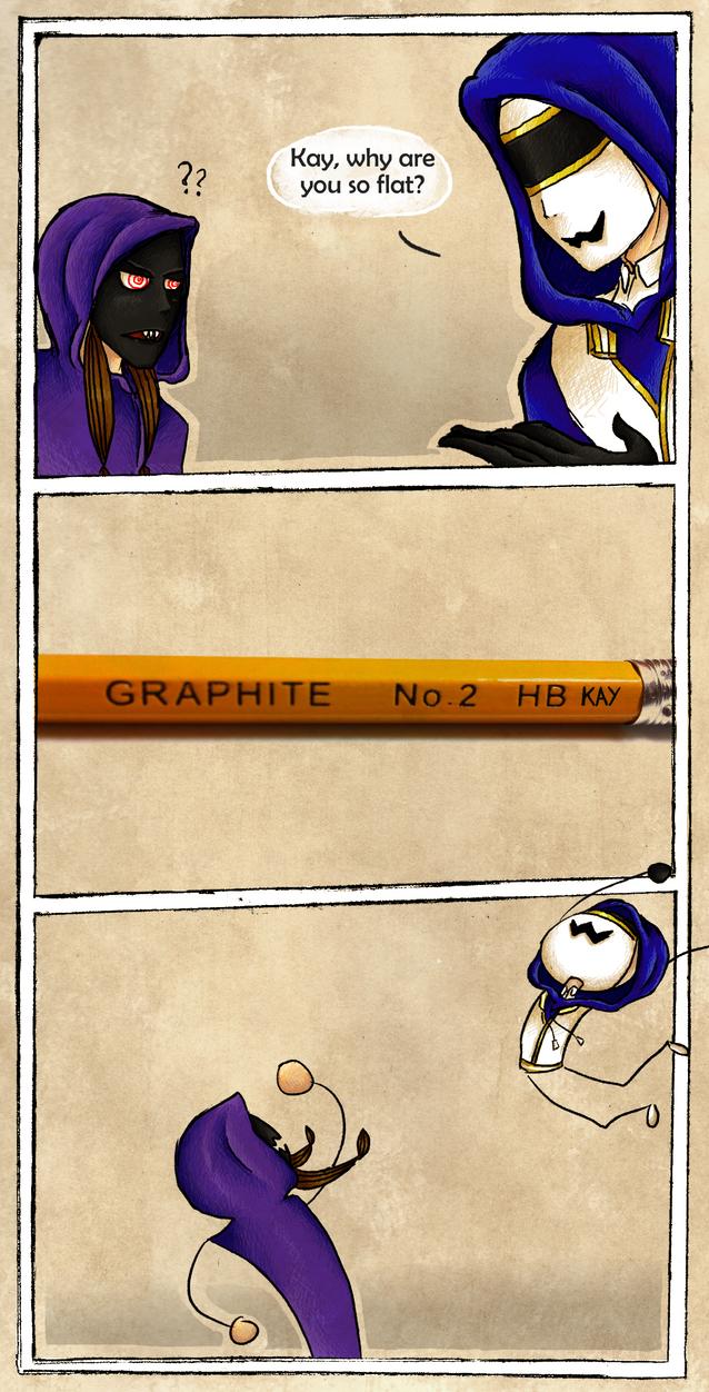 Pencil by UmmuVonNadia