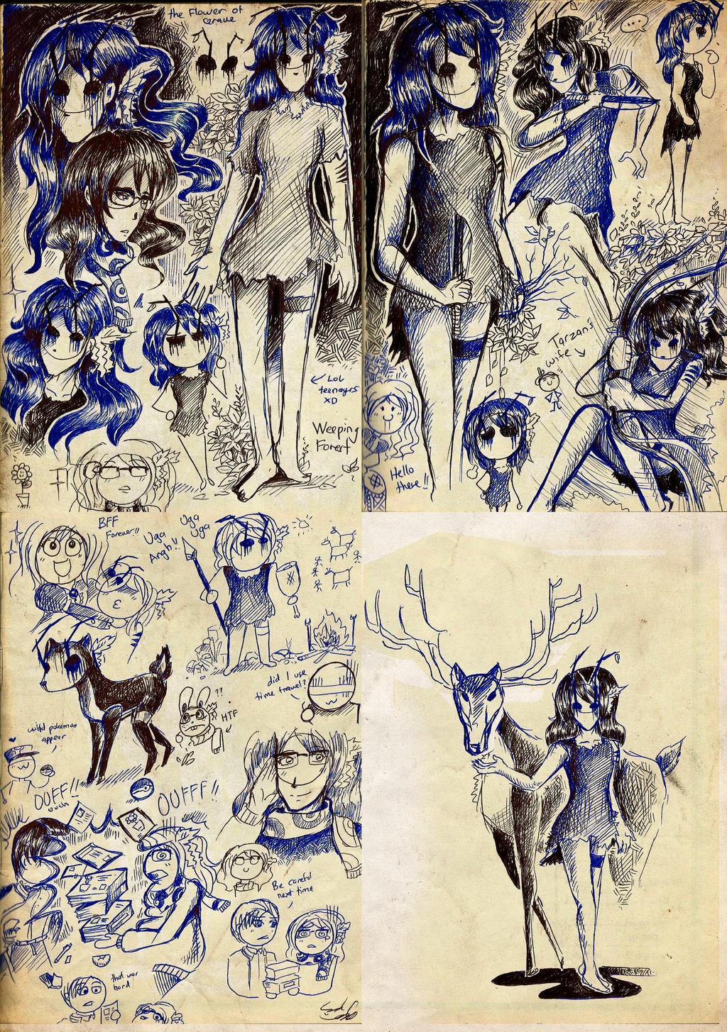 352 best images about Sketchbook illustrations   drawings   ...