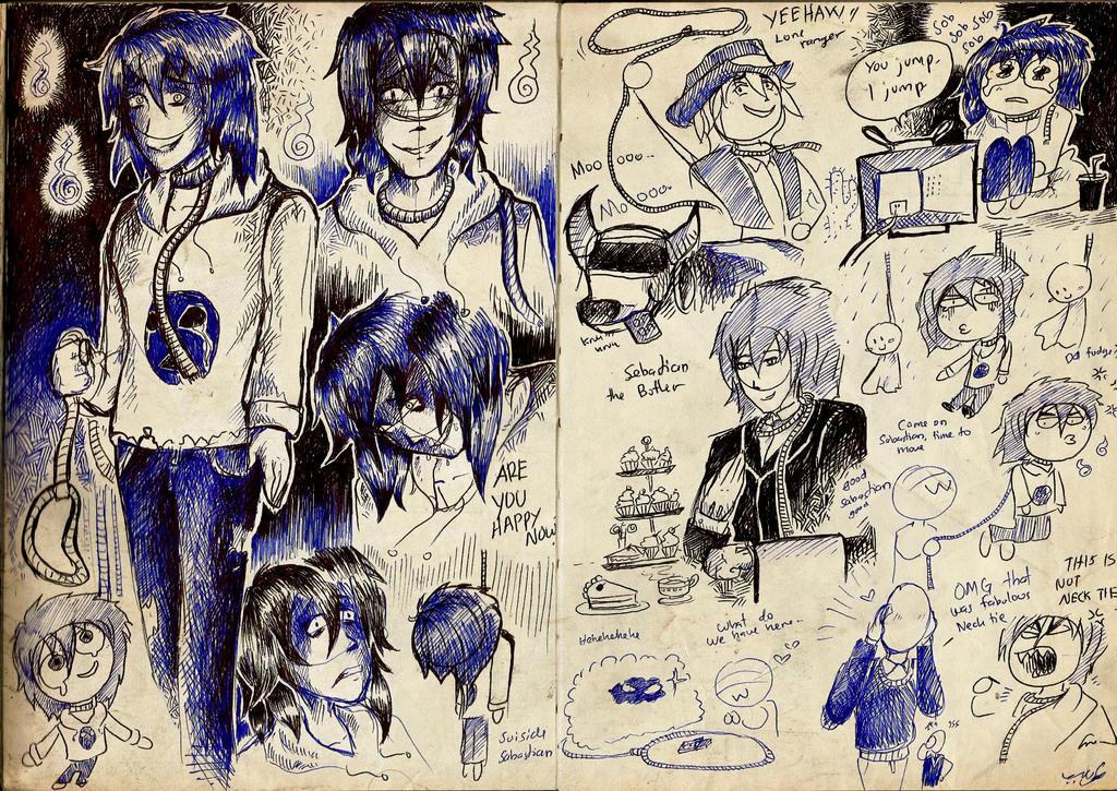 Sketchbook Entry] Nemor the Dark Paladin by UmmuVonNadia on DeviantArt