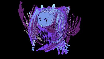 Polka Owl by UmmuVonNadia
