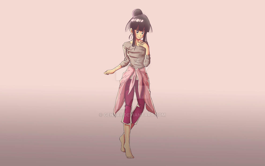 Beautiful Lady Who Lives In Gokus House By Gensaii On Deviantart