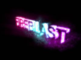 Fireblast by neondarkside