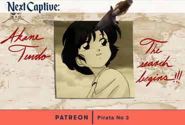 [Fan Art Poll Winner] Next Captive: Akane Tendo!