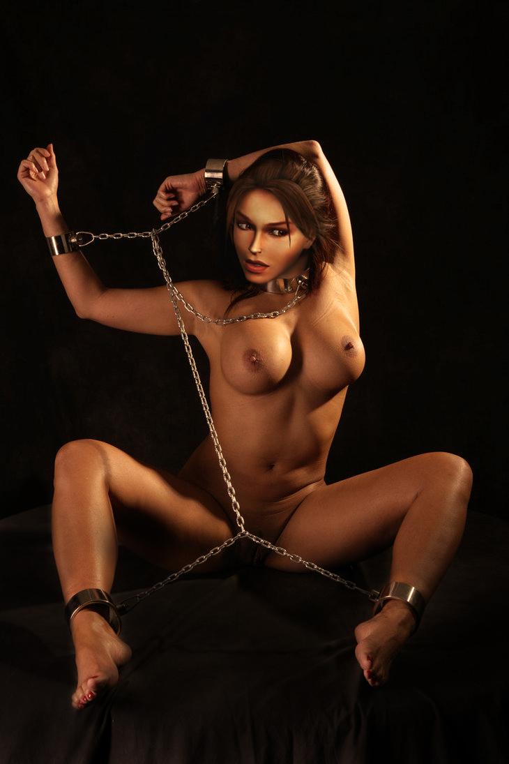 девушки рабыни оковы наручники - 6