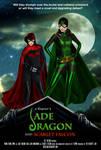 Jade Dragon and Scarlet Falcon Poster (Fake)