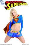 Taylor Swift as Supergirl (Fake)