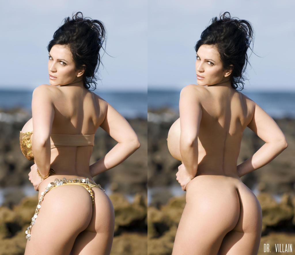 denise milani tube sexy naked