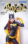 Madelaine Petsch as Batgirl (Fake) by DrVillain