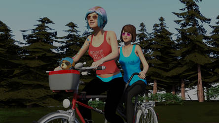 Tandem by TheArcadian0125