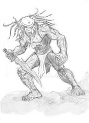 New Personal Project: Predator
