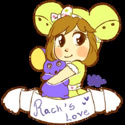 Tachi crayon chibi by LobaMagica