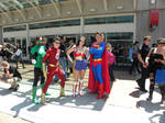 Justice League by Cassini90125