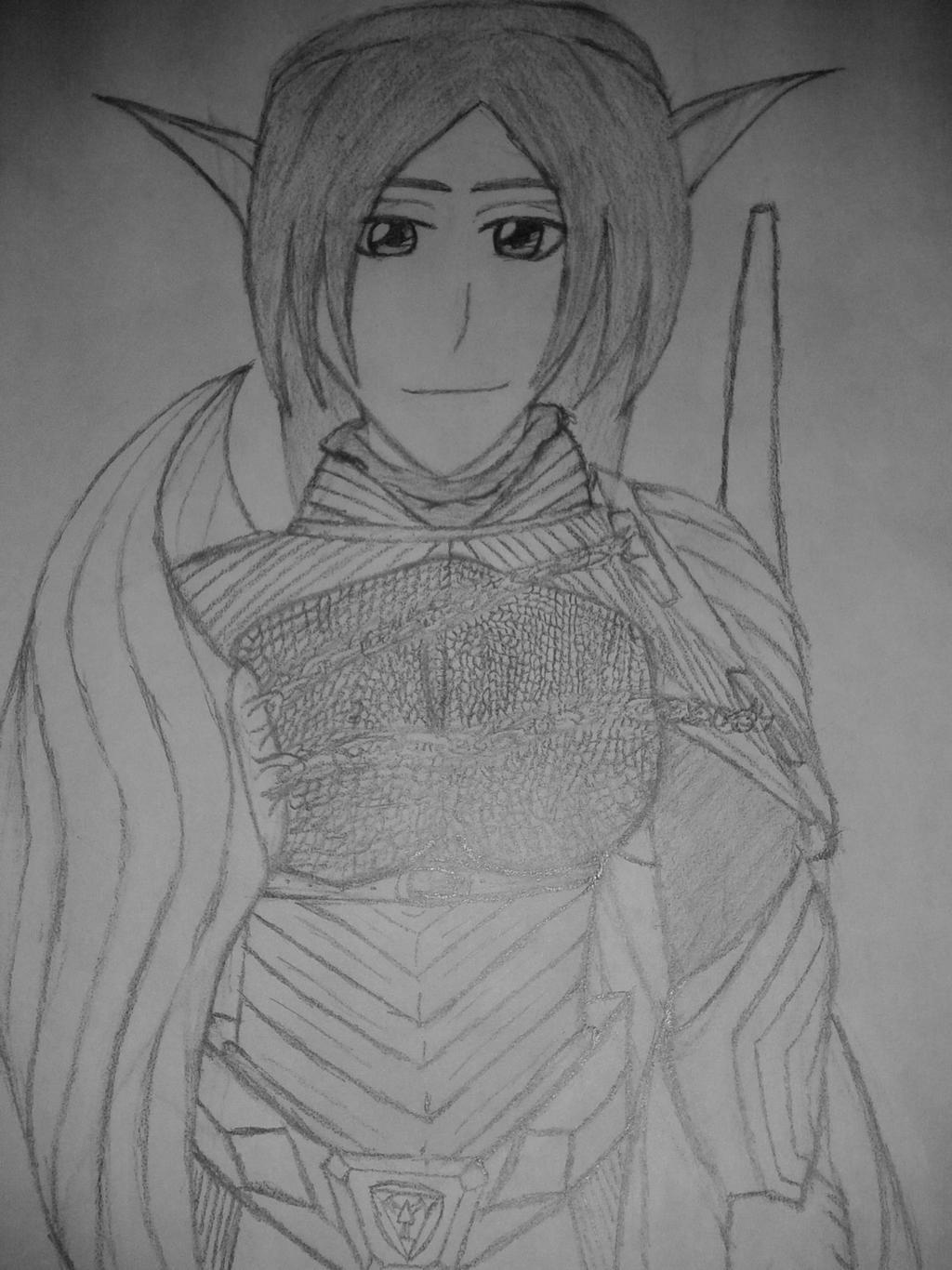 Jevolin 35: Kunlin Cazawaa by ChibiBoy108