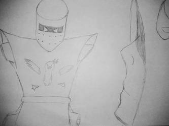 Jevolin 41: Duck Knight of Evil by ChibiBoy108