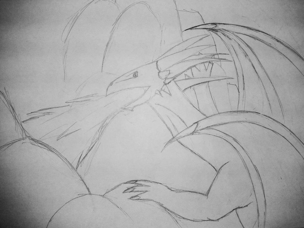 Jevolin 42: Dragon by ChibiBoy108