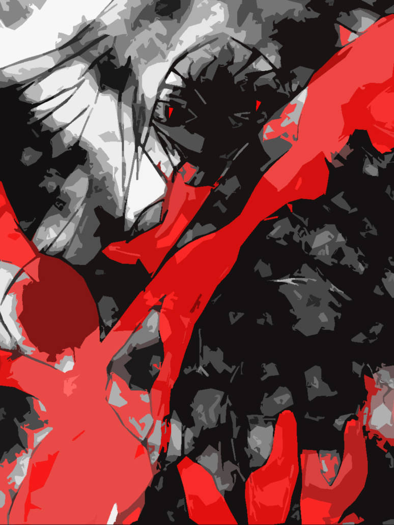 Jevolin 44: Flesh Ripper by ChibiBoy108