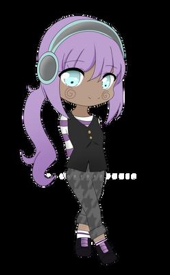 [C] Purple!
