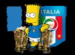 Buona fortuna Squadra Azzurra