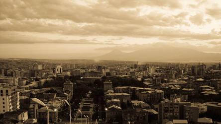 Yerevan by irandesigner